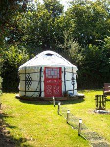 Hemsford yurt