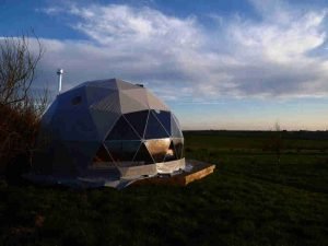 Geodesic Dome as part of Koa Camps Glamping accommodation