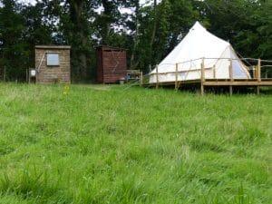 Accommodation at Bowacre Glamping